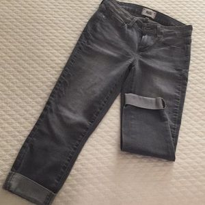 Page cropped jeans